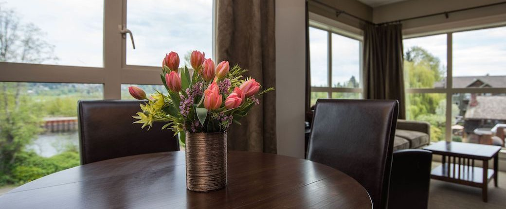 Two bedroom suite - 2 kings beds Courtenay